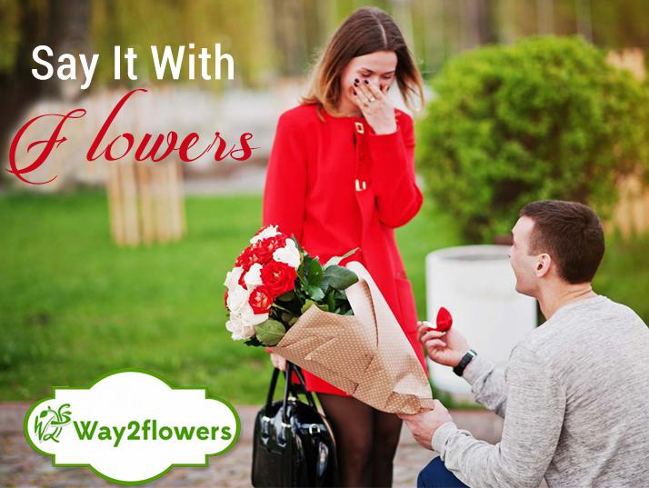 Send Valentine Flowers Online