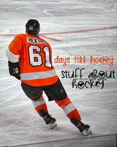 61 Brett Hextall Days Till Hockey Stuff About Hockey X Days
