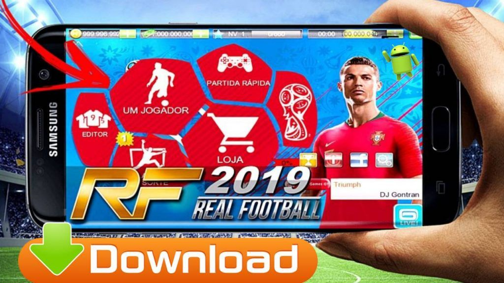 RF2019 Real Football 2019 Android Offline Game Download
