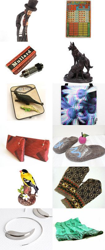 Time Machine by Ben at Scrappy Puppy on Etsy--Pinned with TreasuryPin.com