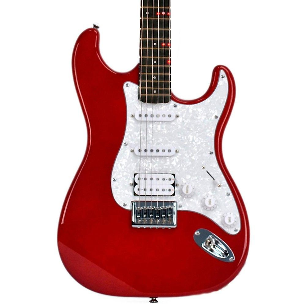 Fretlight FG-621 Wireless Electric Guitar | Guitar, Easy ...