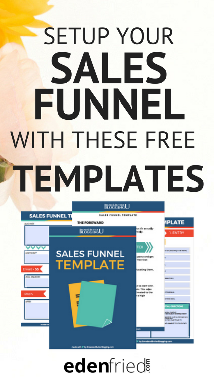free sales funnel templates how to setup your sales funnel