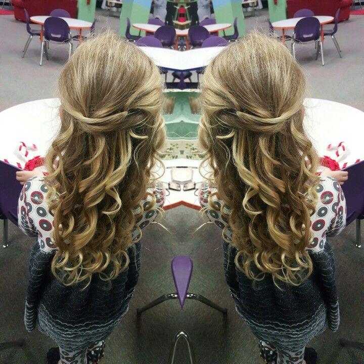 Pageant Hair Little Girl Pageant Hair Hair Hair Beauty