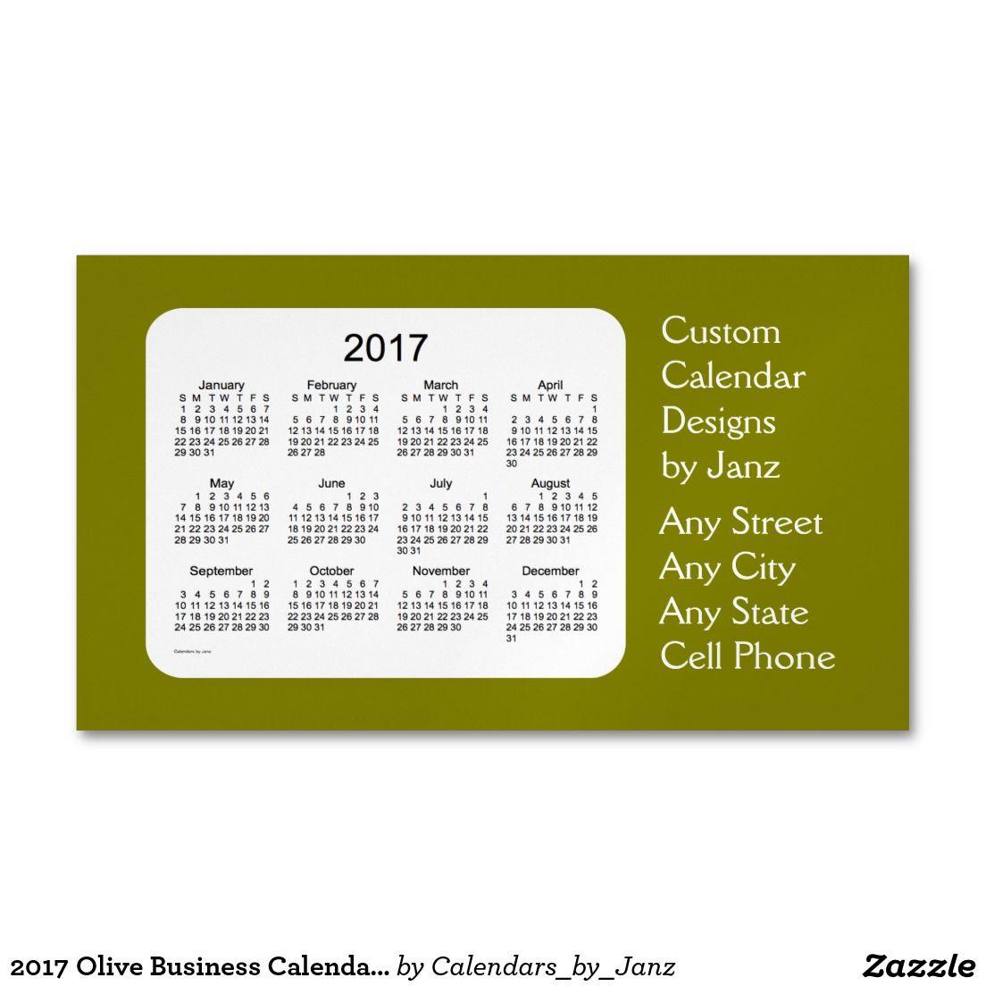 2017 olive business calendar by janz magnet magnetic business card 2017 turquoise business calendar by janz magnet magnetic business cards pack of colourmoves Images
