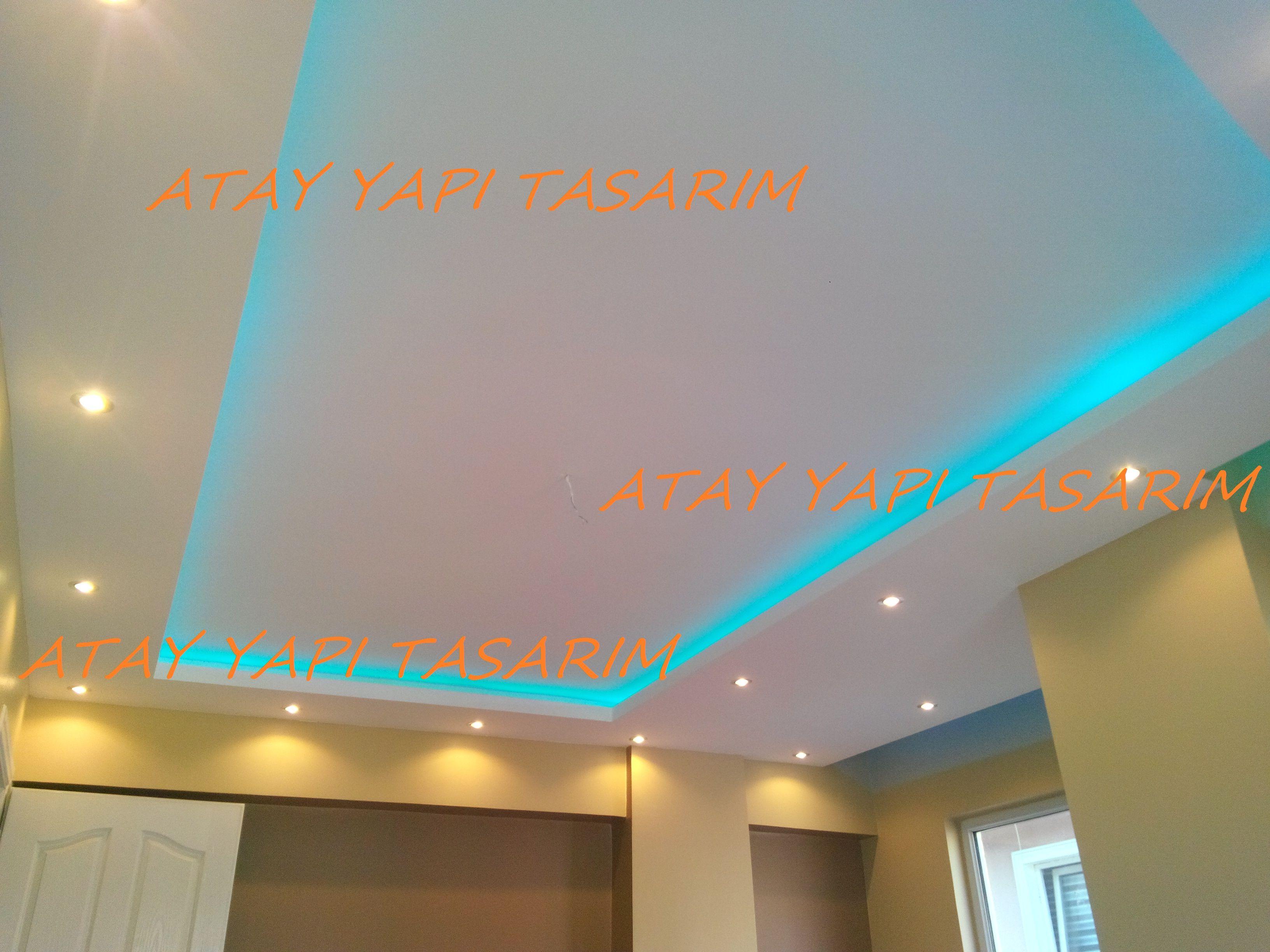 Asma tavan modern resimli isikli ev dekorasyon fikirleri - Asma Tavan Modelleri Kartonpiyer Detaylar Rnekleri Resimleri E Itleri Izimleri