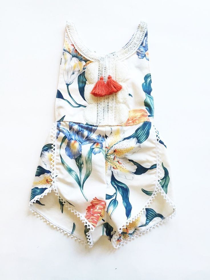 6ebbfbdb61d56 hello, Wonderful - BEAUTIFUL HANDMADE BABY ROMPERS FROM THE BRASS RAZOO Baby  Girl Clothing,