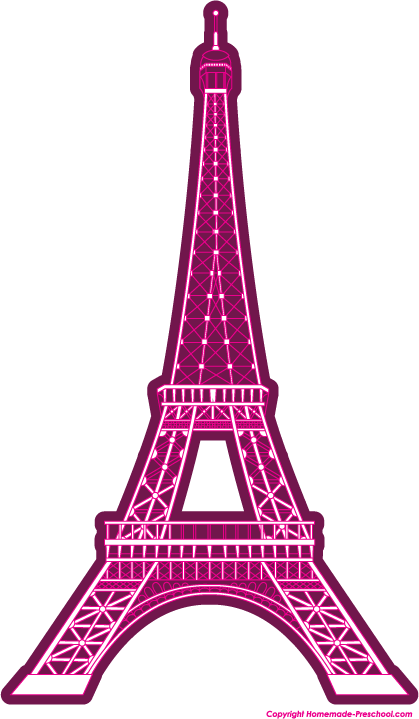 free eiffel tower clipart ready for personal and commercial rh pinterest ca eiffel tower clip art printable eiffel tower clipart images