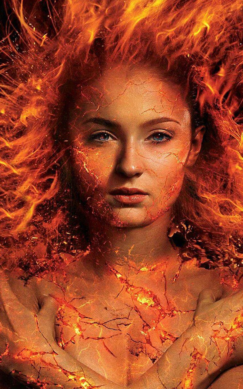 Jean Grey Wallpaper Hd Dark Phoenix X Men Phoenix Wallpaper