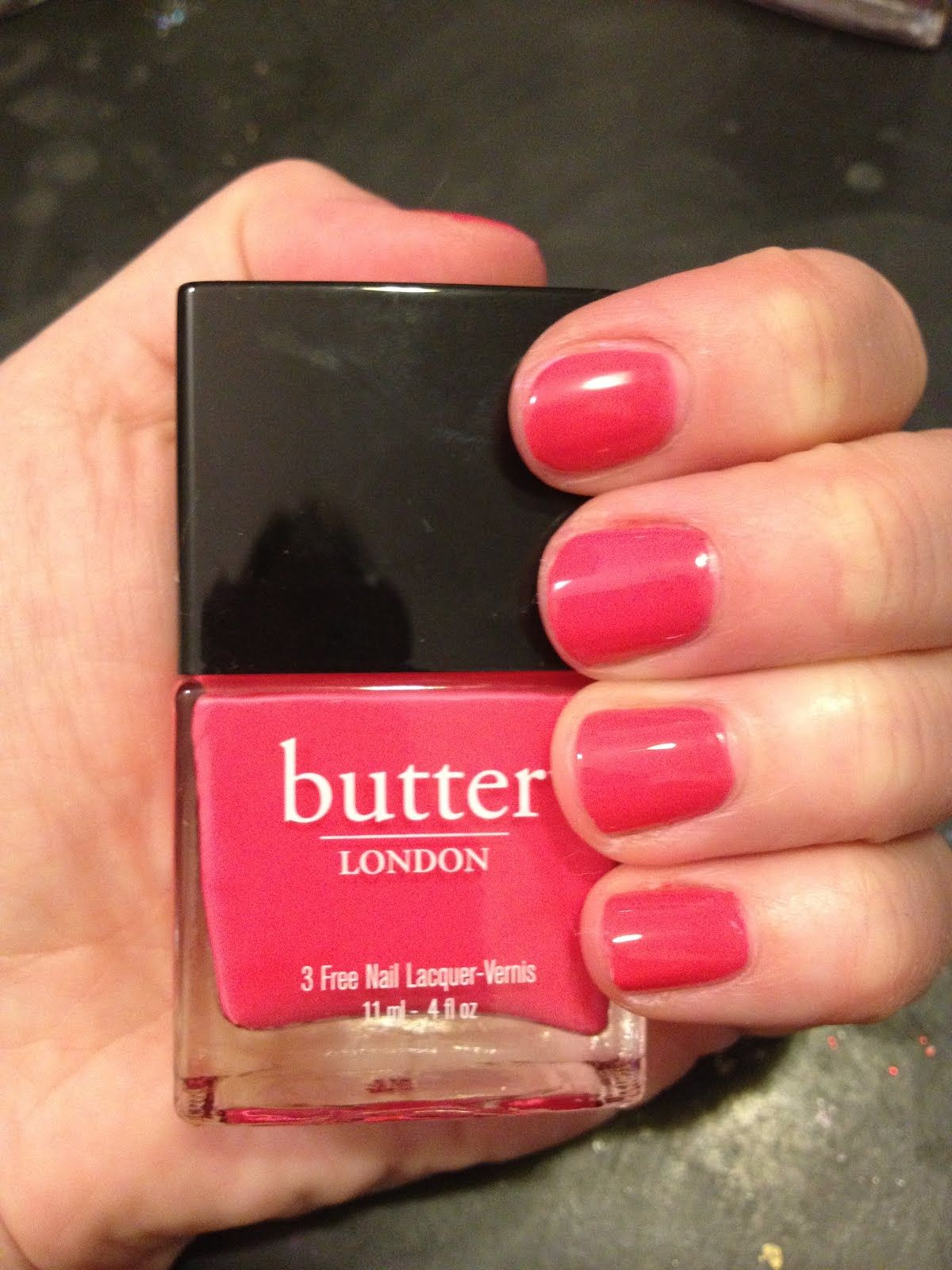 butter LONDON Nail Polish Swatches | Butter london nail polish ...