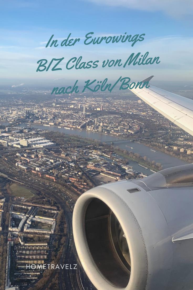 Flug Von Köln Nach Mailand