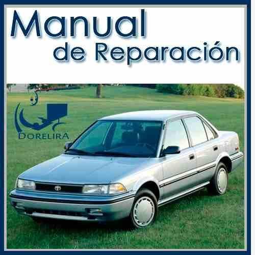 manual de taller y reparaci n toyota corolla 1984 al 1992 manuales rh pinterest com toyota corolla 1984 thru 1992 repair manual .pdf toyota corolla 1984 service manual