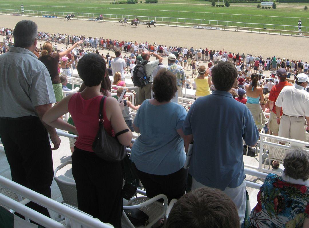 Arlington park horse races arlington heights illinois