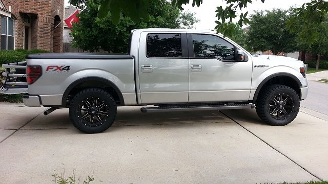 Fuel Rims On Fx4 S Ford F150 Forum Community Of Ford Truck Fans Ford Trucks F150 Ford Trucks F150