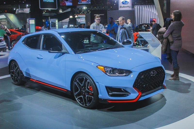 Best images of HYUNDAI Veloster Review 2019. Hyundai