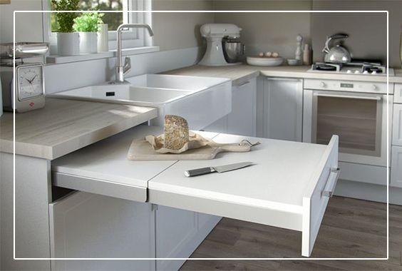 Kit Tiroir Plan De Travail Topflex Home Kitchens Meuble Cuisine