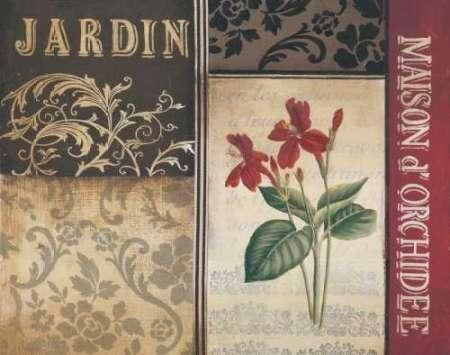 Cuadro Belle Jardin I