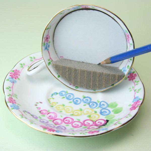 Miniature Models & Dollhouses #teacups