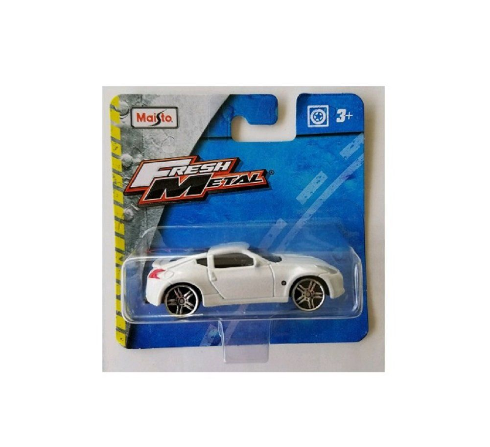 Maisto Fresh Metal Die Cast Vehicles 2009 Nissan 370z Pearl Click Image To Review More Details This Is An In 2020 Play Vehicles 2009 Nissan 370z Diecast Cars