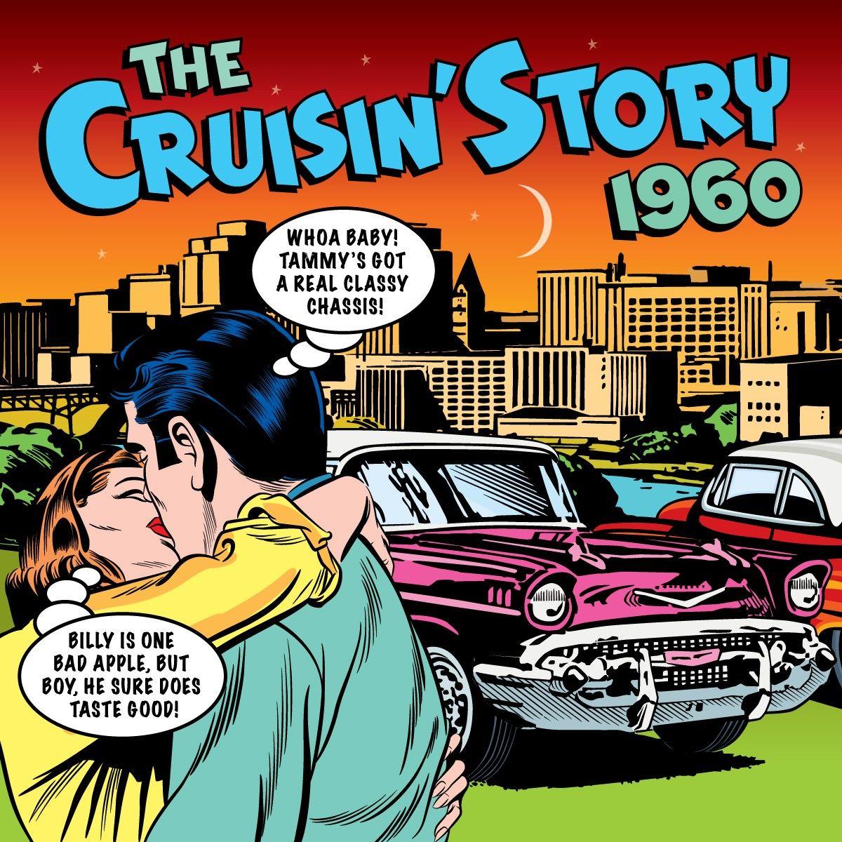 2011 The Cruisin' Story 1960 (2LP) [One Day Music