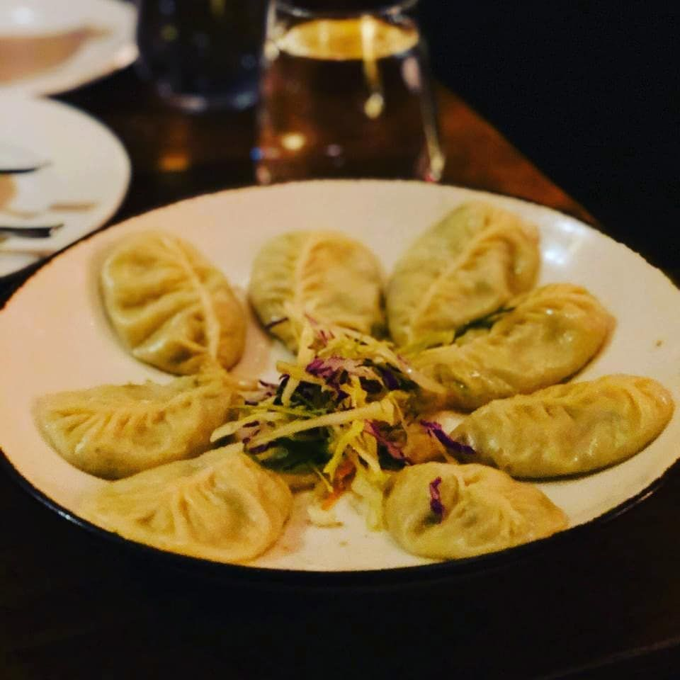 I have fillings for you   Veg Dim sum  yetikitchen  Connaught place  Price 285 taxes  Ratings 810  Comment your favourite place for dim sum     bhookhonaho zingyzest dawa...