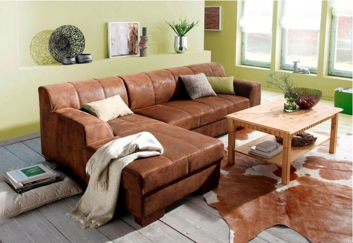 Stunning Wohnzimmercouch Braun Contemporary - Home Design Ideas ...