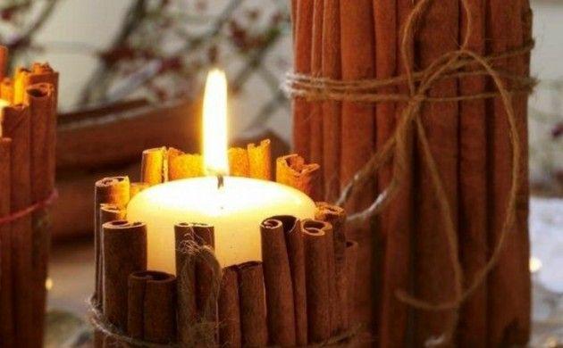 Wohnideen Selber Machen Kerzen Gemütliches Zuhause
