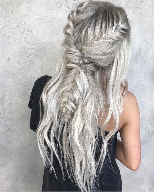 Les couleurs de cheveux 20182019 pour lesquelles on va
