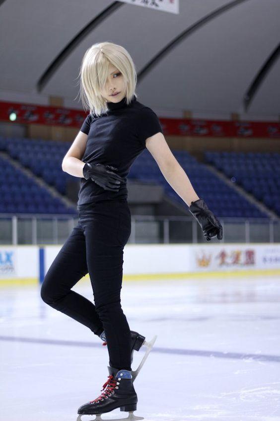 Yuri Plisetsky Cosplay Yuri On Ice Anime Yoi Cosplay