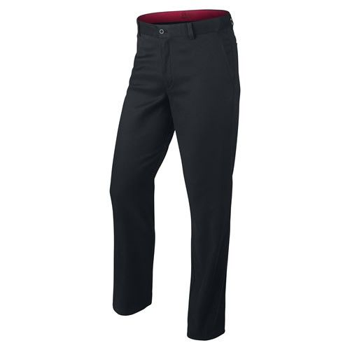 Nike Golf Winter Herringbone Pant 2013 - 542154-010 BLACK/METALLIC SILVER