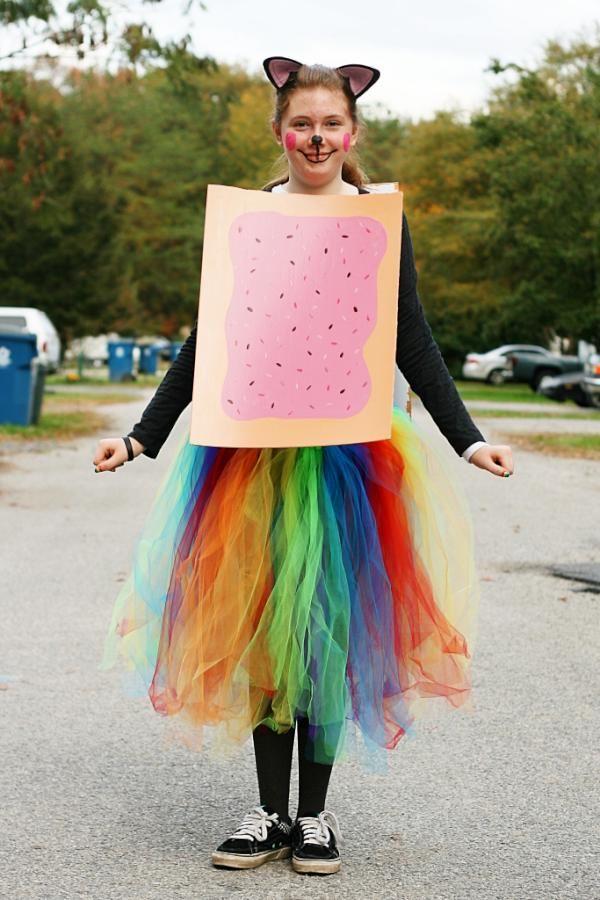 Cute DIY Little Girl Kitty Halloween Costume! | Carnevale ...  |Diy Kitty Costume Adult