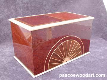 Decorative Dvd Storage Boxes Handmade Cd Or Dvd Storage Box  Decorative Wood Box  Sapele Body