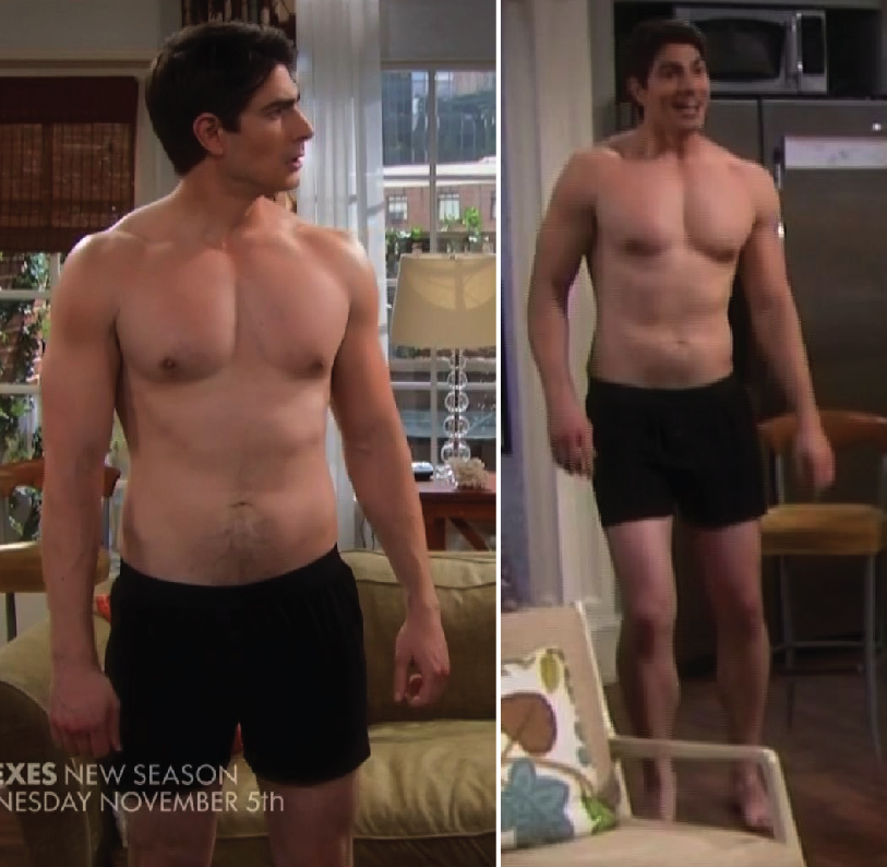 brandon routh body - Google Search | Hot! TV. | Pinterest ...
