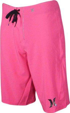90b4995086 Hurley Phantom 30 Solid Boardshorts - Neon Pink - 42 Hurley. $38.00 ...
