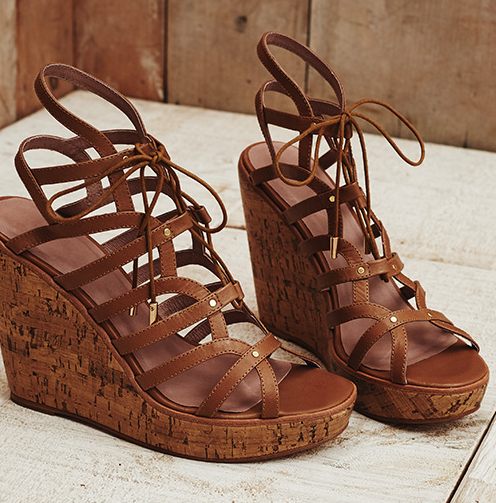 aad0a394bb90 The Larissa Wedge Sandals Joie