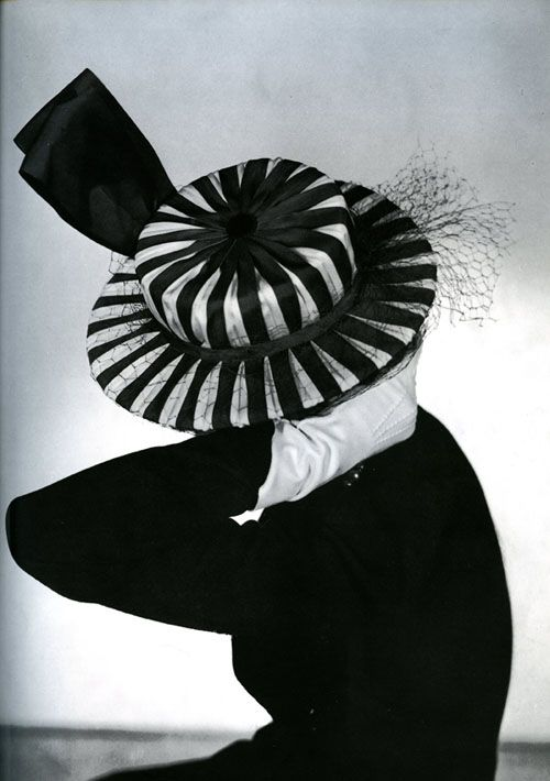 Photograph for Vogue by Horst P. Horst 1946.