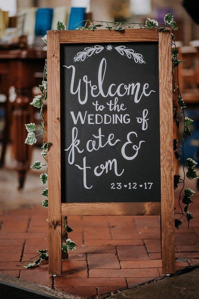 Wedding Decoration Ideas: 35 Ways to Transform Your Venue | Wedding  decorations, Wedding signs, Classy wedding themes