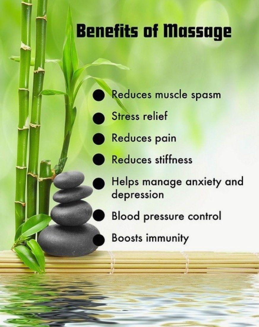 Home massage techniques massage benefits shiatsu
