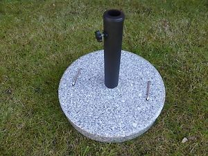 32kg weight - granite - varying pole widths