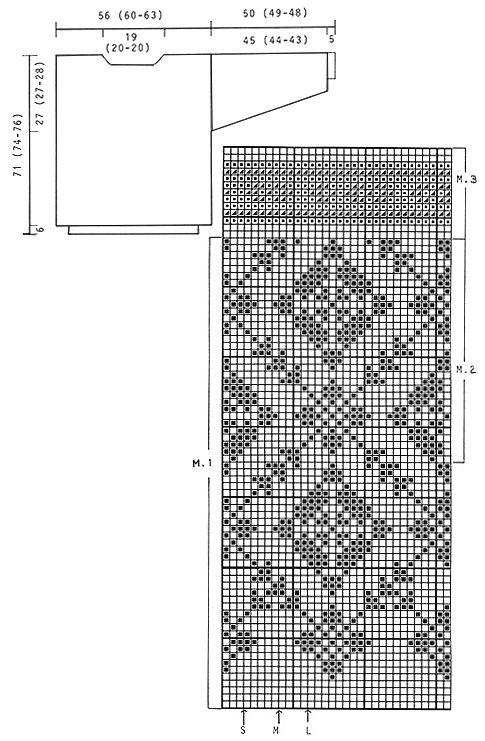 DROPS genser i Camelia med grafisk nordisk rutemønster ~ DROPS Design