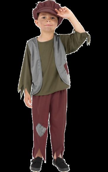 d9c4aa7f0c Child Poor Victorian Boy Costume