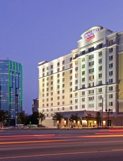 Springhill Suites Atlanta Hotel In Buckhead Ga Is The Perfect Spot For A Little Work And Play