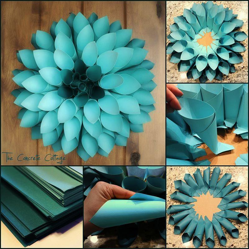 best 25  diy wall flowers ideas on pinterest