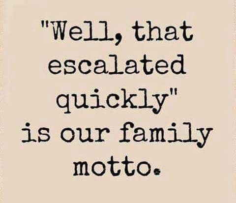 Family Motto Lmao Funny Pinterest Funny Funny Quotes And Humor