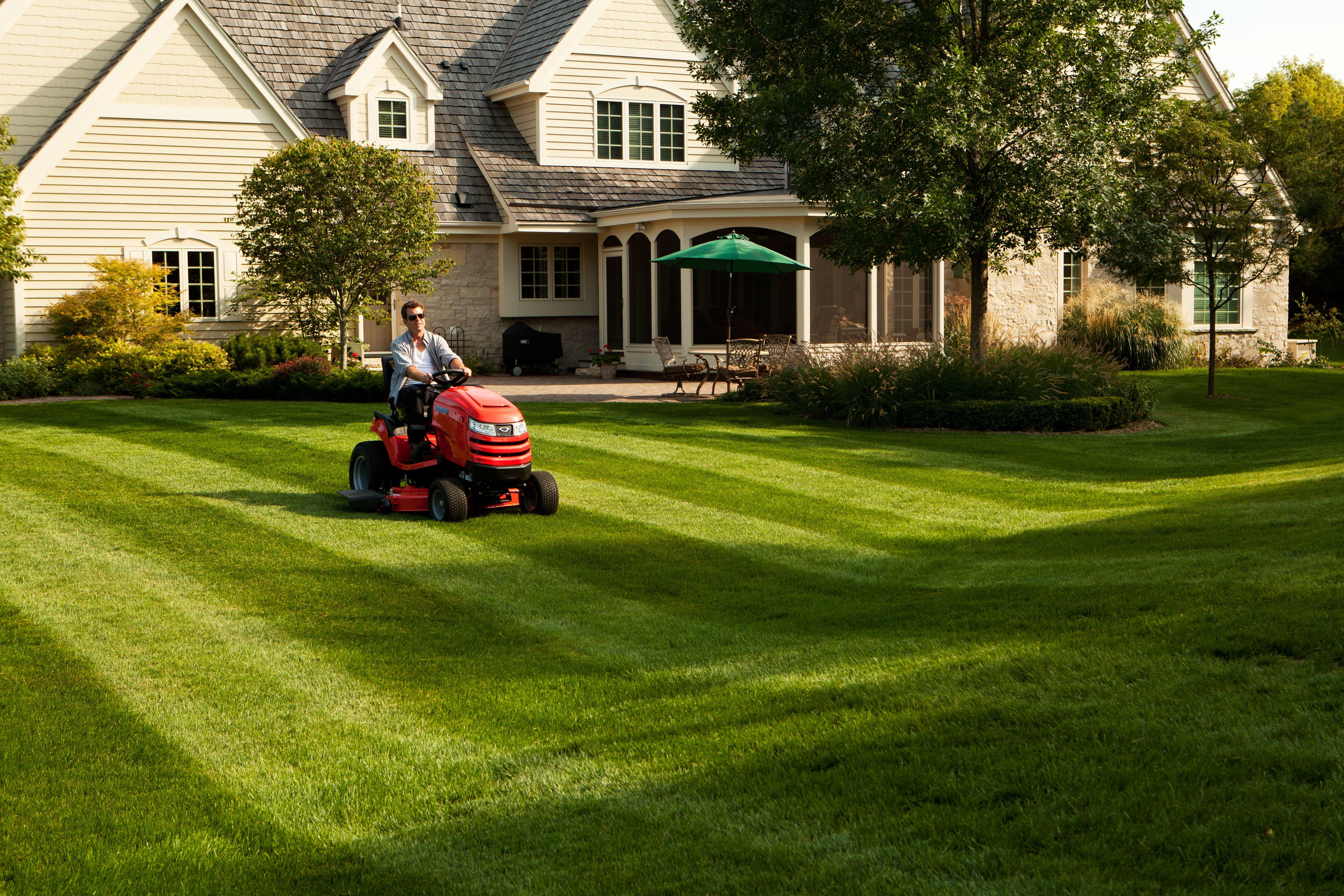 Simplicity Broadmoor Tractor | Tractors | Pinterest