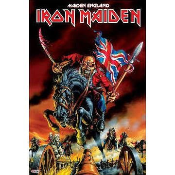 iron maiden banners - Google Search