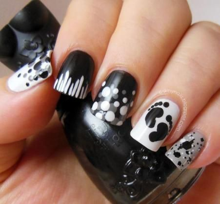 Nail Art Design Pictures 2 | Pretty Nails Art Design for Teenagers Getting  Teens Funky - Nail Art Design Pictures 2 Pretty Nails Art Design For Teenagers