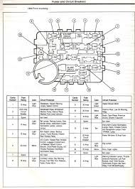 1993 Ford Ranger Wiring Harness Diagram