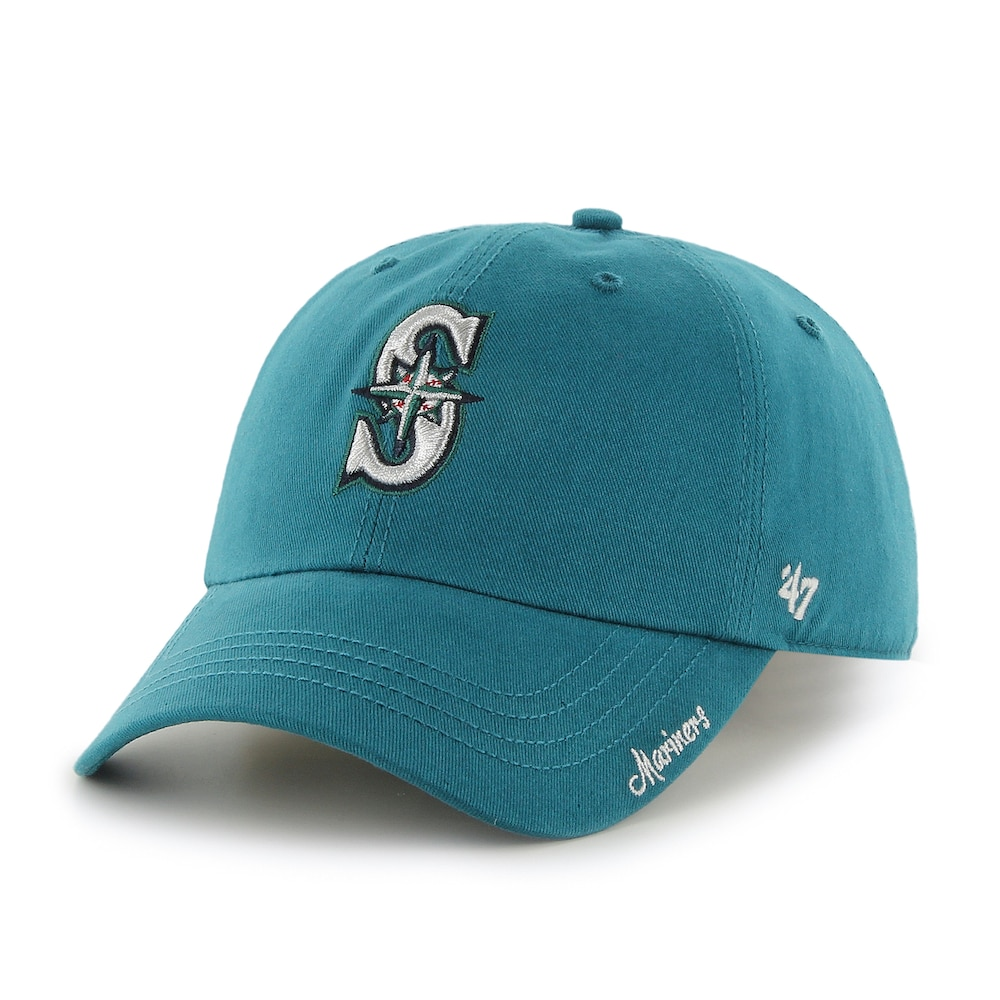 be60cdd8194 Adult  47 Brand Seattle Mariners Clean Up Hat