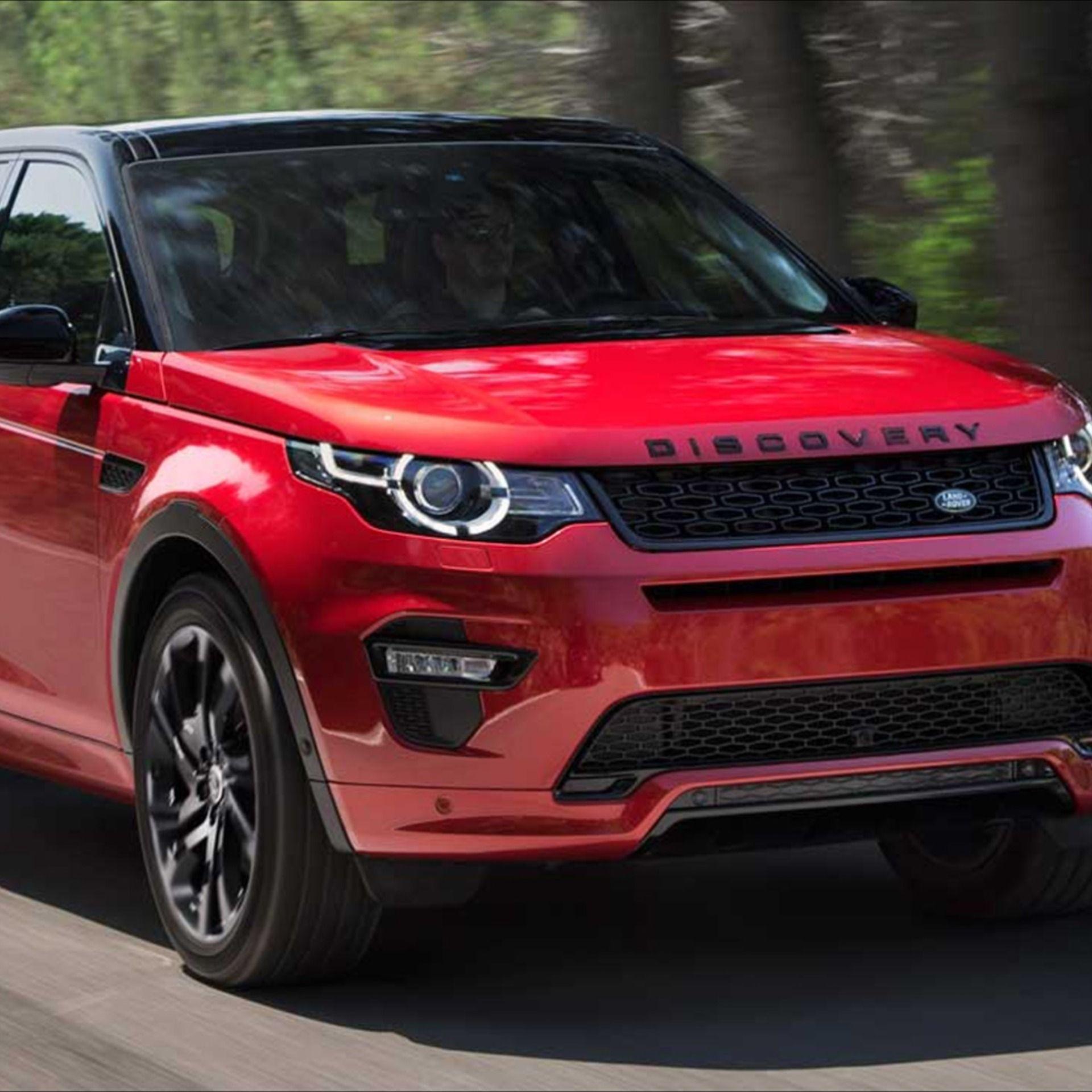 2020 Land Rover Discovery Sport в 2020 г Чикаго, Мотоцикл