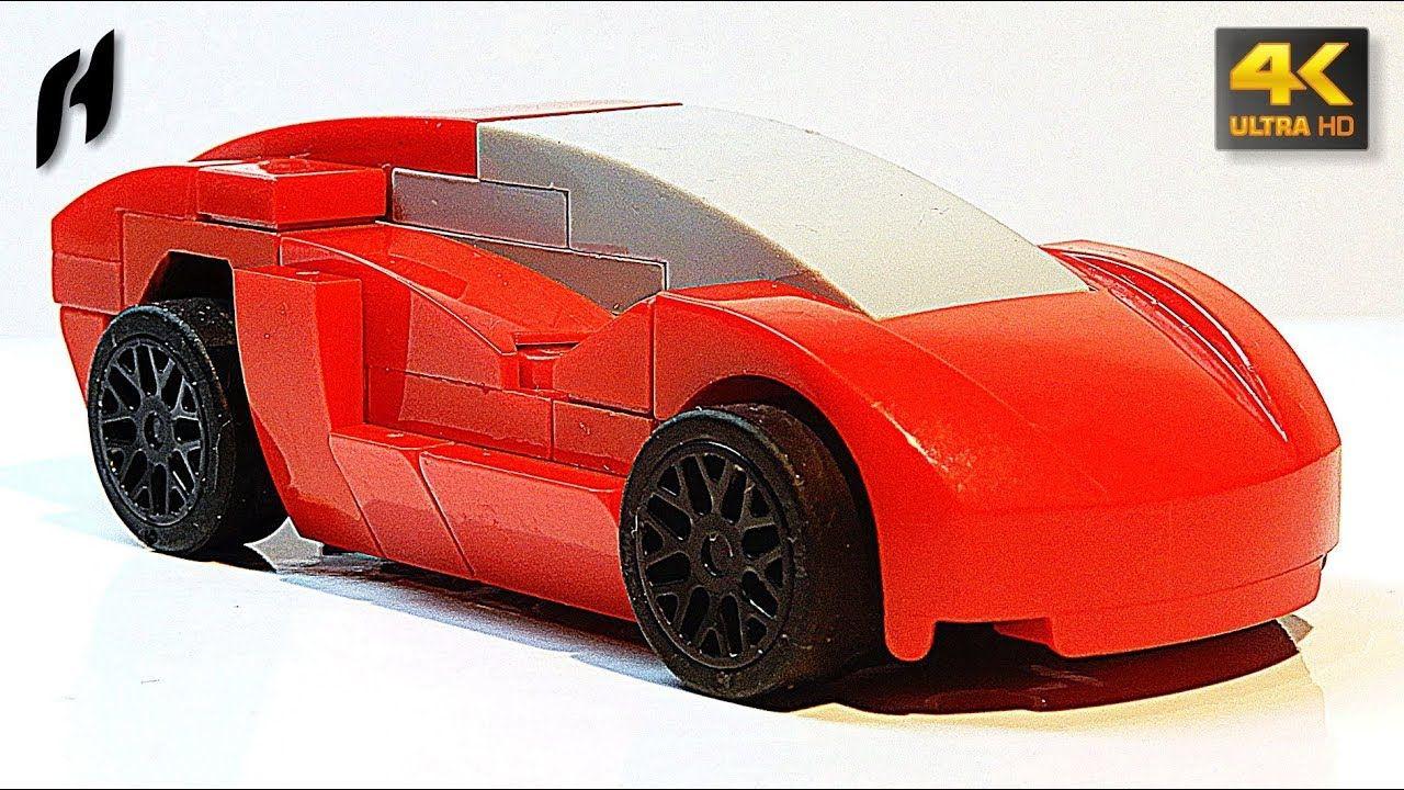 How To Build The Lamborghini (Update Version   4K)